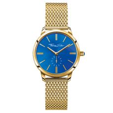 Thomas Sabo €229 - Glam Spirit Watch Gold & Blue http://bit.ly/2dPf2cN