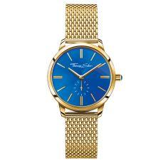 Thomas Sabo €229 - Glam Spirit Watch Gold & Blue http://bit.ly/2dPf2cN