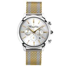 Thomas Sabo €298 - Rebel Spirit Chrono Watch Silver & Gold http://bit.ly/2eavYVQ