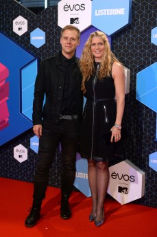Armin van Buuren and Erika van Thiel