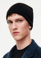 COS, €25 - Raw-Cut Wool Hat http://www.cosstores.com/ie/Men/Hats_Scarves_Gloves/Raw-cut_wool_hat/10635897-54017825.1#45055639