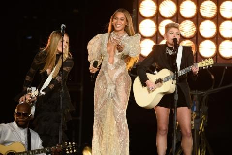 Dixie Chicks and Beyoncé