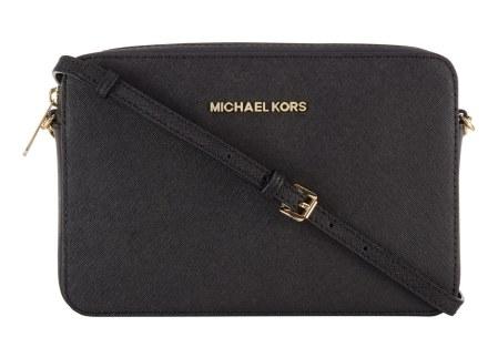 Michael Kors €175 - Jet Set Saffiano Leather Crossbody http://bit.ly/2fi13Mq