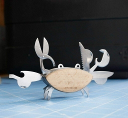 Designist, €20 - Kikkerland Crab Multi Tool https://shop.designist.ie/collections/everything/products/crab-multi-tool