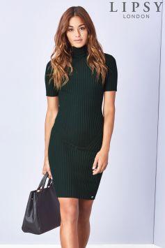Lipsy, €46 - Travelling Rib Knit Dress http://ie.nextdirect.com/en/gl7562s2#L45361