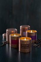 Max Benjamin, €16.95 - Coffee & Cardamon Scented Candle http://bit.ly/2gzgk8P