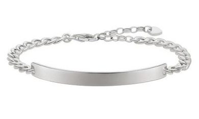Thomas Sabo, €149 - Sterling Silver Glam Love Bridge Chain & Bar Bracelet http://www.thomassabo.com/EU/en_IE/pd/bracelet/LBA0106.html