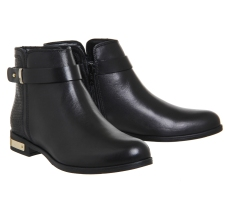 Office €97.99/£84 - Lance Flat Strap Ankle Boots http://bit.ly/2gbdgQd