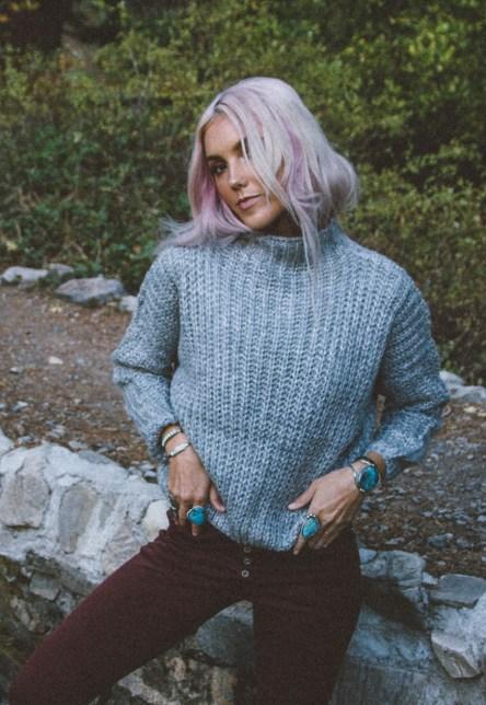 ASOS Marketplace, €42.93 - Perla Knit Sweater https://marketplace.asos.com/listing/sweats/perla-knit-sweater/2816717