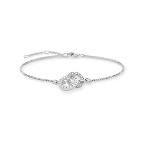 Thomas Sabo, €89 - Glam & Soul Together Forever Bracelet http://weirandsons.ie/jewellery/bracelets/thomas-sabo-glam-soul-bracelet-6093.html