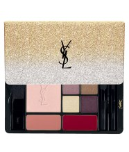 YSL, €75 - Sparkle Clash Holiday Makeup Palette http://bit.ly/2gAbaIk