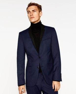 Zara, €69.95 - Textured Weave Blazer http://www.zara.com/ie/en/man/blazers/textured-weave-blazer-c269232p3948538.html