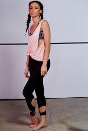 Boohoo Emma Dance Full Length Tie Detail Running Leggings, €16 http://www.boohoo.com/boohoo-fit/emma-dance-full-length-tie-detail-running-legging/invt/dzz88572