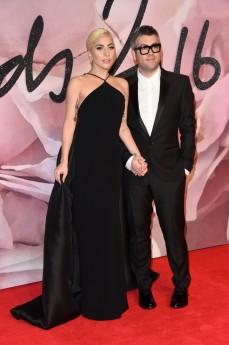 Lady Gaga & Brandon Maxwell