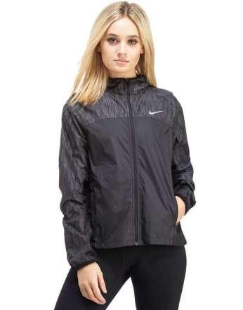 Nike Shield Flash Jacket, €110 https://www.jdsports.ie/product/black-nike-shield-flash-jacket/214569_jdsportsie/
