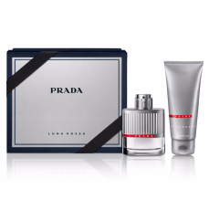 Prada Luna Rossa Eau de Toilette 50ml Gift Set, €59 http://www.houseoffraser.co.uk/Prada+Luna+Rossa+Eau+de+Toilette+50ml+Gift+Set/254455314,default,pd.html