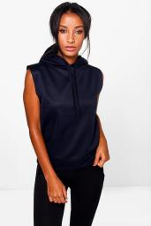Boohoo Ruby Fit Running Hooded Tank Sweat, €16 http://www.boohoo.com/new-in/ruby-fit-running-hooded-tank-sweat/invt/dzz63721