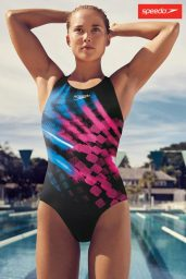 Speedo Ignitor Black and Pink Powerback Swimsuit, €43 http://ie.nextdirect.com/en/g501400s4#451372