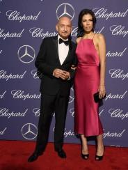 Ben Kingsley & Daniela Lavendar