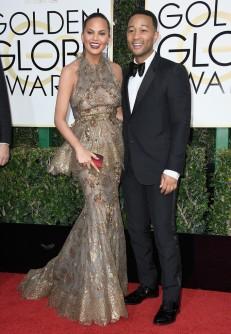 Chrissy Teigen & John Legend