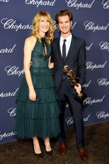 Laura Dern & Andrew Garfield