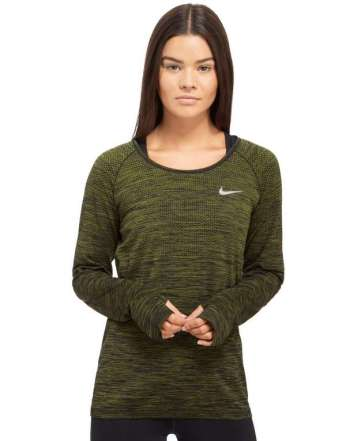 Nike Dri-FIT Knit Longsleeve Top, €80 https://www.jdsports.ie/product/black-nike-dri-fit-knit-longsleeve-top/245067_jdsportsie/