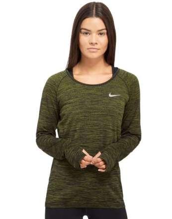 Nike Dri-FIT Knit Longsleeve Top, €80 https://www.jdsports.ie/product/black-nike-dri-fit-knit-longsleeve-top/245067_jdsportsie/