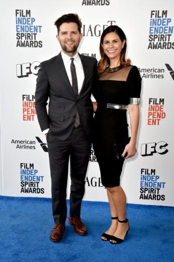 Adam & Naomie Scott