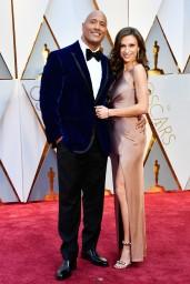 Dwayne Johnson & Lauren Hashian