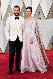 Jamie Dornan & Amelia Warner