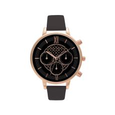 Olivia Burton €189 - Chrono Detail Dot Design Watch http://weirandsons.ie/ladies-olivia-burton-chrono-detail-dot-design-watch.html