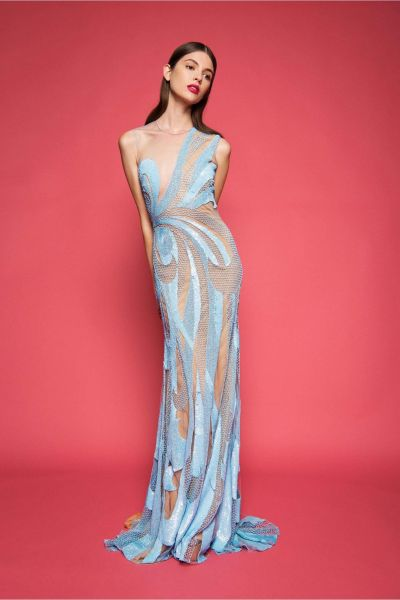 Naeem Khan Spring Resort 2017
