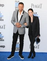 Terence Howard & Mira Pak