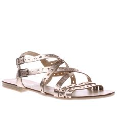 Schuh €44 - Rose Gold Goa Sandals http://www.schuh.ie/womens/schuh-goa-rose-gold-sandals/1736196920/