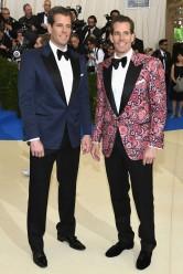 Cameron & Tyler Winklevoss
