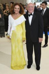 Diane von Furstenberg & Barry Diller