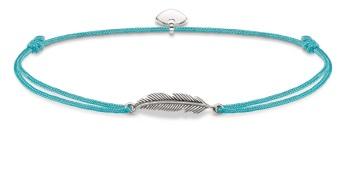 Thomas Sabo Little Secrets Turquoise Feather, €29 http://bit.ly/2tk5Sdw