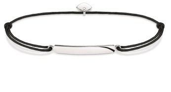 Thomas Sabo Little Secrets Black & Silver Classic Bar, €35 http://bit.ly/2sJhZ4R