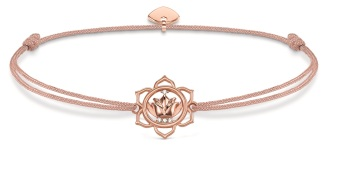 Thomas Sabo Little Secrets Dusty Pink & Rose Gold Lotus Flower, €49 http://bit.ly/2ttBpI4