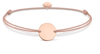 Thomas Sabo Little Secrets Dusty Pink & Rose Gold Disc, €49 http://bit.ly/2sJksMF