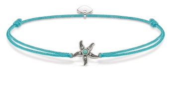 Thomas Sabo Little Secrets Turquoise Starfish, €49 http://bit.ly/2sQ1NKh