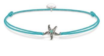 Thomas Sabo Little Secrets Turquoise Starfish, €49 http://bit.ly/2sQ1NKh