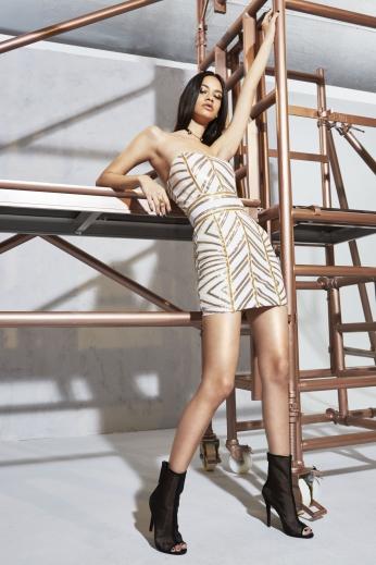 Boohoo Premium Sequin Mini Dress €80
