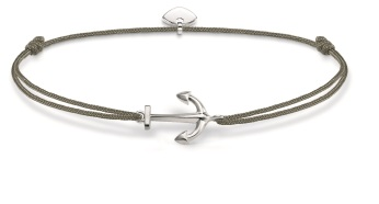 Thomas Sabo Little Secrets Grey Anchor, €29 http://bit.ly/2utFgVF