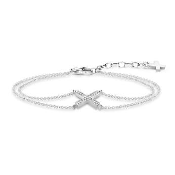 Thomas Sabo, Glam & Soul X Bracelet, €98 http://www.thomassabo.com/EU/en_IE/pd/bracelet/A1659.html