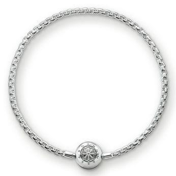 Thomas Sabo, Karma Beads Bracelet, €59 http://www.thomassabo.com/EU/en_IE/pd/bracelet/KA0001-001-12-L14.html