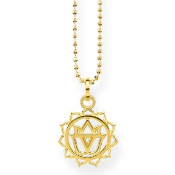 Thomas Sabo, Solar Plexus Chakra Necklace, €149 http://www.thomassabo.com/EU/en_IE/pd/necklace/KE1688.html