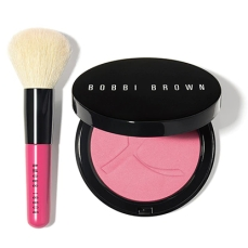 Bobbi Brown Pink Peony Illuminating Bronzing Powder Set, €40 http://bit.ly/2gjQdY0