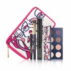 Estée Lauder Pink Ribbon Knockout Eyes Collection, €56 http://bit.ly/2xGCmxd