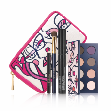 Estée Lauder Pink Ribbon Knockout Eyes Collection, €56 http://bit.ly/2xGCmxd